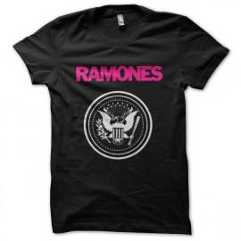 t-shirt ramones flashy
