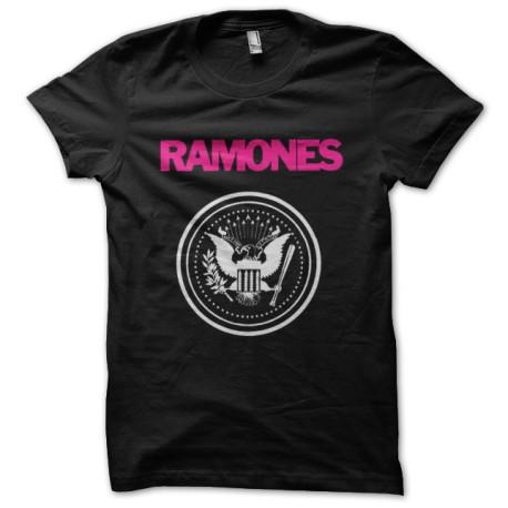 tee shirt ramones flashy