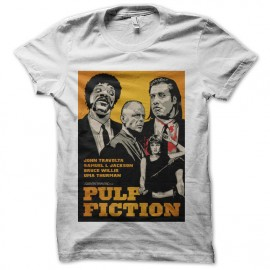 pulp fiction t-shirt displays
