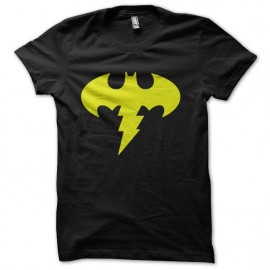 t-shirt batman vs shazam