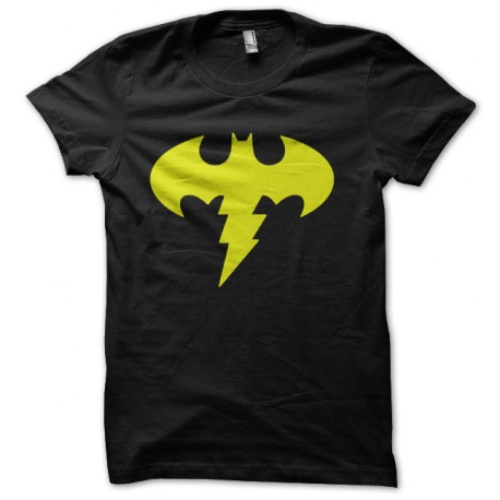 tee shirt batman vs shazam