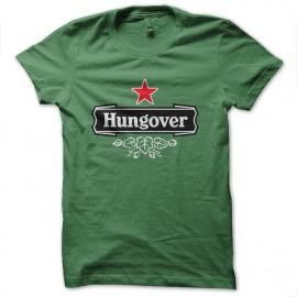 tee shirt heineken hungover