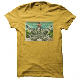 havana club yellow t-shirt