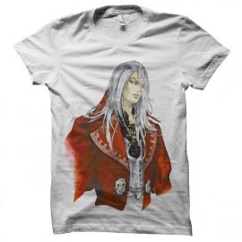 tee shirt castelvania vampire