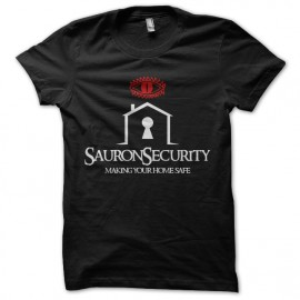 sauron lotro security t-shirt