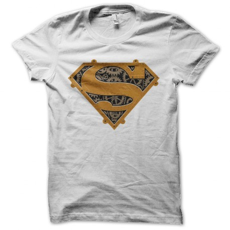 superman mechanics t-shirt