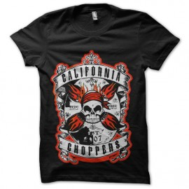 tee shirt california choppers
