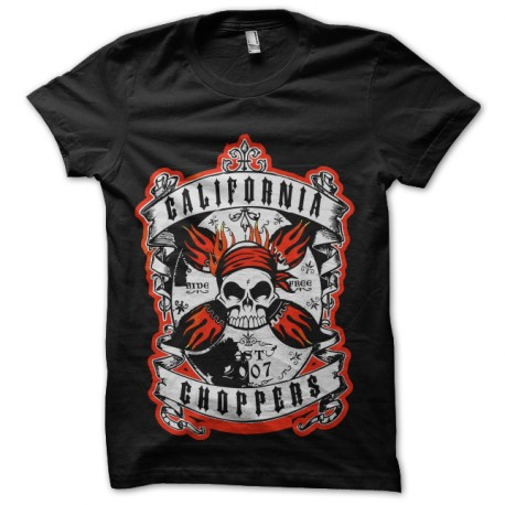 california choppers t-shirt