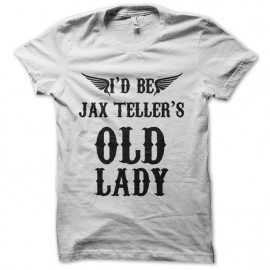 jax teller old lady sounds of anarchy t-shirt