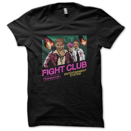 fight club 8-bit t-shirt