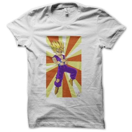 tee shirt gangnam vegeta dragon ball