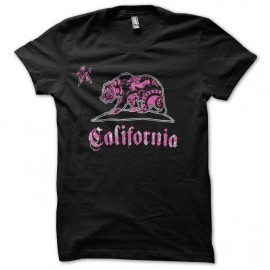 california bear t-shirt