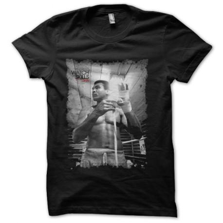 mohamed ali rare t-shirt