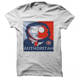 tee shirt cartman south park politique
