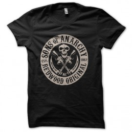 redwood sounds of anarchy t-shirt