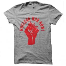 tee shirt nuclear war