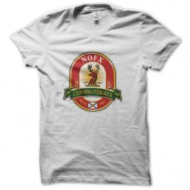 t-shirt nofx punk beer
