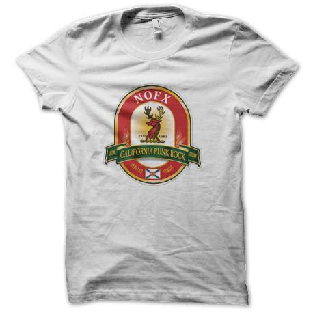 tee shirt nofx punk biere