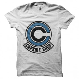 original tee shirt capsule corp