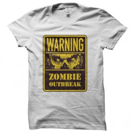t shirt zombie outbreak