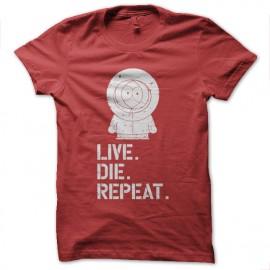 southpark kenny die t-shirt