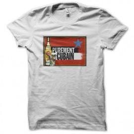 tee shirt havana club cubain