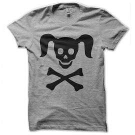 tee shirt lady punk