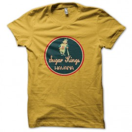 tee shirt sugar kings havana