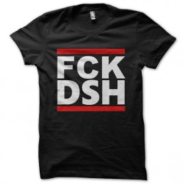 tee shirt fuck daesh run dmc