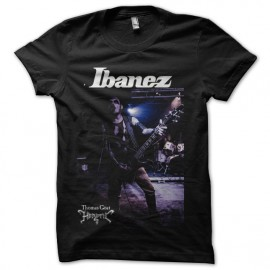 tee shirt heretic ibanez thomas goat