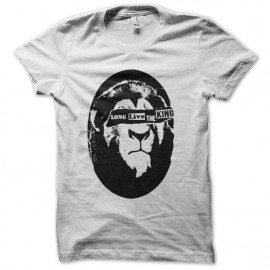 t-shirt long live the king