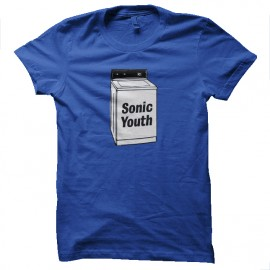 sonic youth band t-shirt