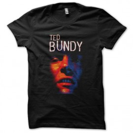 ted bundy face t-shirt