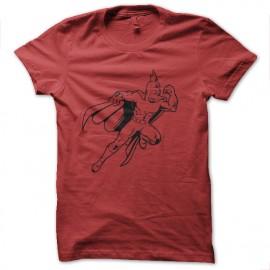 tee shirt simpson radioactif man