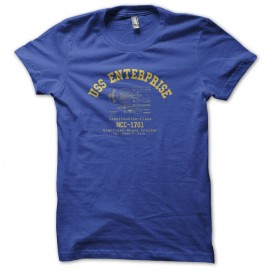 USS Enterprise - Star Trek Tee Shirt