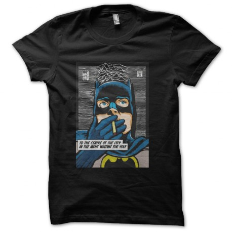 tee shirt batman joy division vintage
