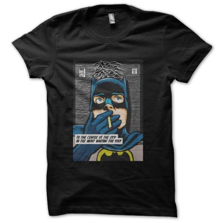 joy division vintage batman t-shirt