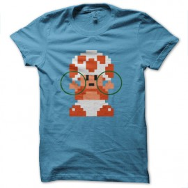 tee shirt toad mario bros
