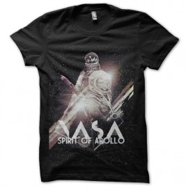 nasa apollo t-shirt