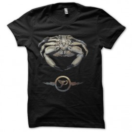 tee shirt the pixies crabe