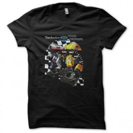 tee shirt technics vs transformers