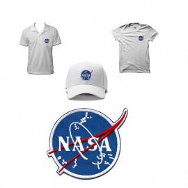 Pack nasa polo shirt and Cap