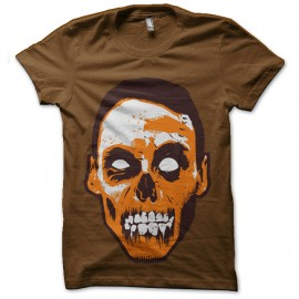 Head of zombies t-shirt
