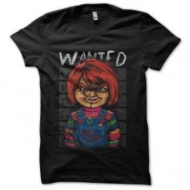 tee shirt wanted chucky