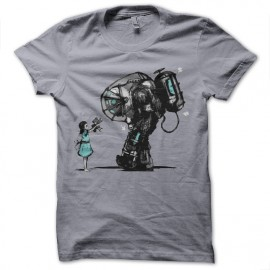 tee shirt mechwarrior nuclear girl