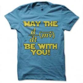 tee shirt physique et star wars