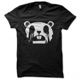 tee shirt panda scary