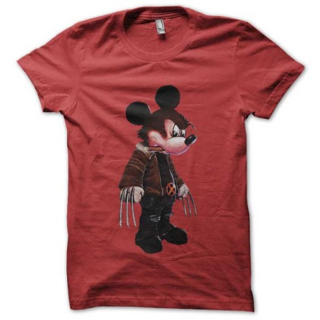 mickey mouse t shirt and red wolverine style. Black Bedroom Furniture Sets. Home Design Ideas