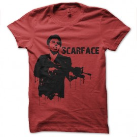 tee shirt scarface bloody