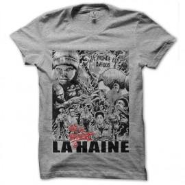 tee shirt la haine le monde est a nous